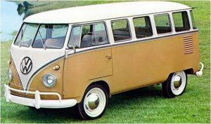 Kombi luxo 1964