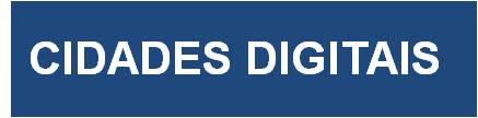 PROJETO CIDADES DIGITAIS